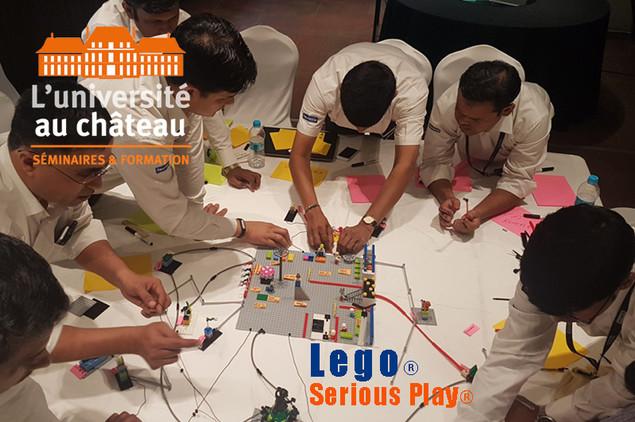 LEGO® SERIOUS PLAY® Strategy Facilitateur