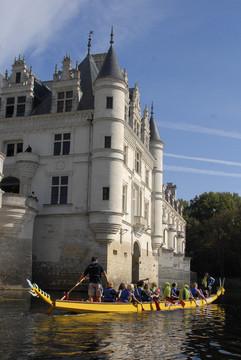 Garden Party Château de Chenonceau