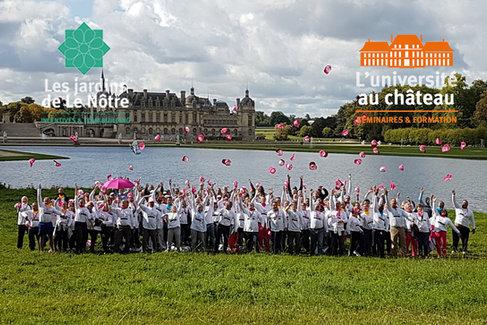 Team building Domaine de Chantilly