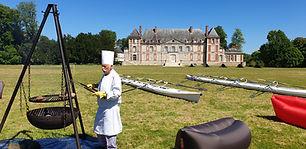 Team building Château de Courson