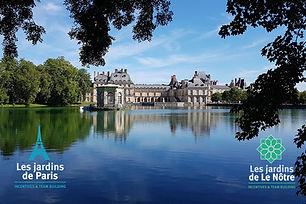 Team building Château de Fontainebleau
