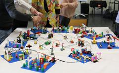LEGO® SERIOUS PLAY® Team BuildingFacilitateur