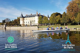 Team building Domaine National de Rambouillet