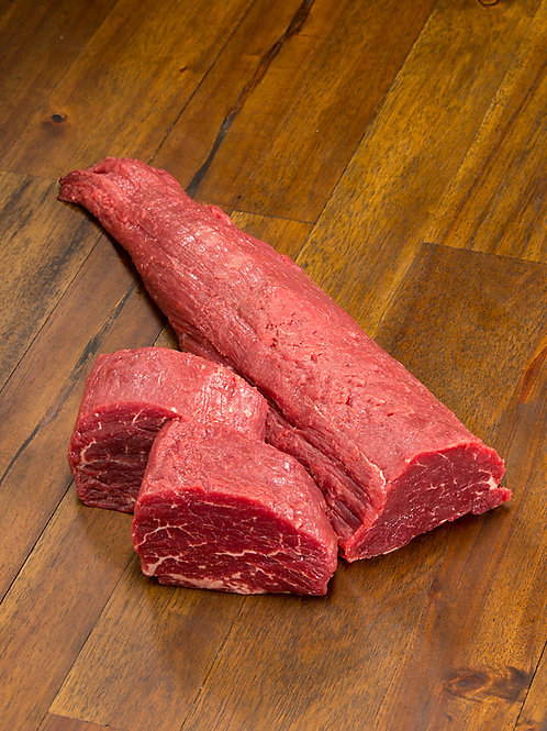 Certified Angus Choice Filet Mignon - Complete Trim