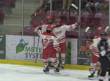 Flyers take commanding 3-0 series lead over Komoka