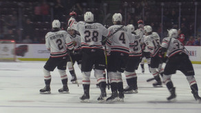 Late goal sinks Spits in OT