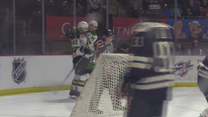 Knights capitalize on Spitfires mistakes
