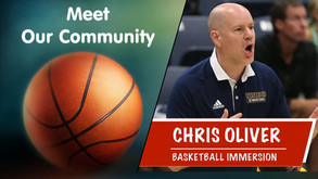 Catching up with Chris Oliver