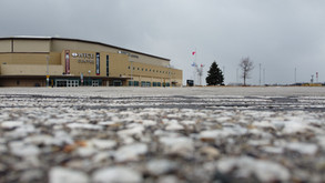 Looking back at life inside the WFCU Centre