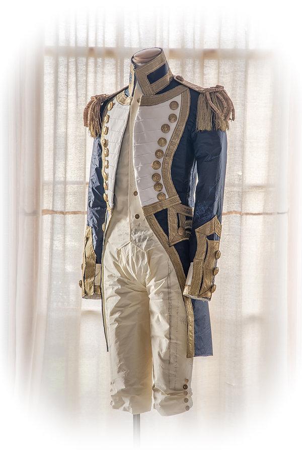 naval uniform