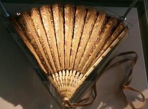The Fan Museum - research visit - fans
