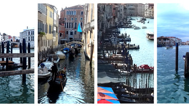 Venice - a research trip - The House of Embroidered Paper