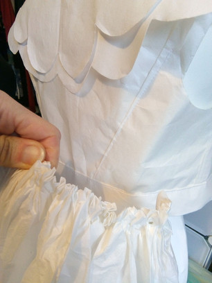 The Regency Wardrobe collection - research & making - Dressed for promenading