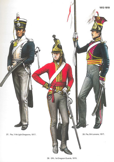 The Regency Wardrobe Collection - research - The Hussars and the Light Dragoons, 1783-2019
