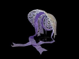 Bonnet fr0m The Regency Wardrobe Collection