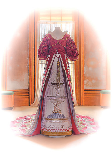 6 - Fading Glory at The Regency Town House - The Regency Wardrobe collection