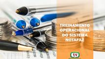 Aprenda a operar o sistema Notafaz.