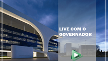 O Presidente da Federaminas, Valmir Rodrigues recebe o Governador de Minas Gerais, Romeu Zema e o Secretário de Estado Adjunto de Desenvolvimento Econômico, Fernando Passálio para falar sobre as atualizações do estado em face da pandemia.