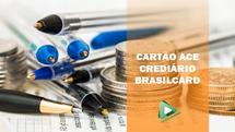 A Federaminas e Brasilcard apresentam o Cartão ACE Crediário. Um cartão com crédito super facilitado, rápido e acessível para todos os consumidores de sua cidade. Ofereça a seus associados segurança e agilidade nas vendas à prazo.