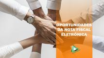 Oportunidade do sistema Notafaz para emissão de Nota Fiscal Eletrônica.
