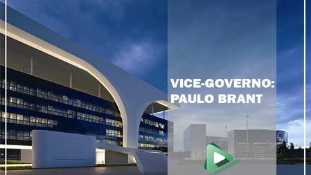 Nosso presidente da Federaminas, Emílio Parolini, recebe o vice-governador de Minas Gerais, Paulo Brant, para debater os desafios dos empresários e responder questões diretas dos associados.