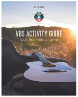 VBS 2021 Activity Book 1