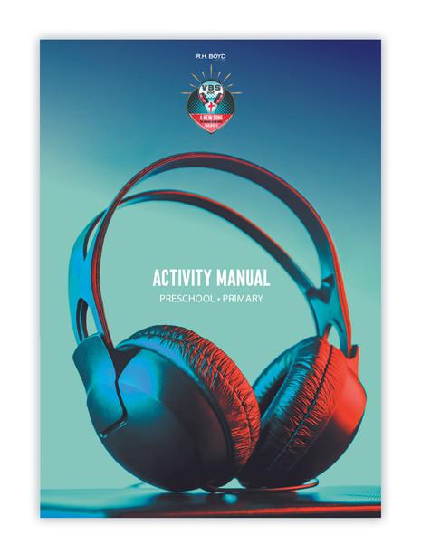 VBS 2021 Activity Book 2