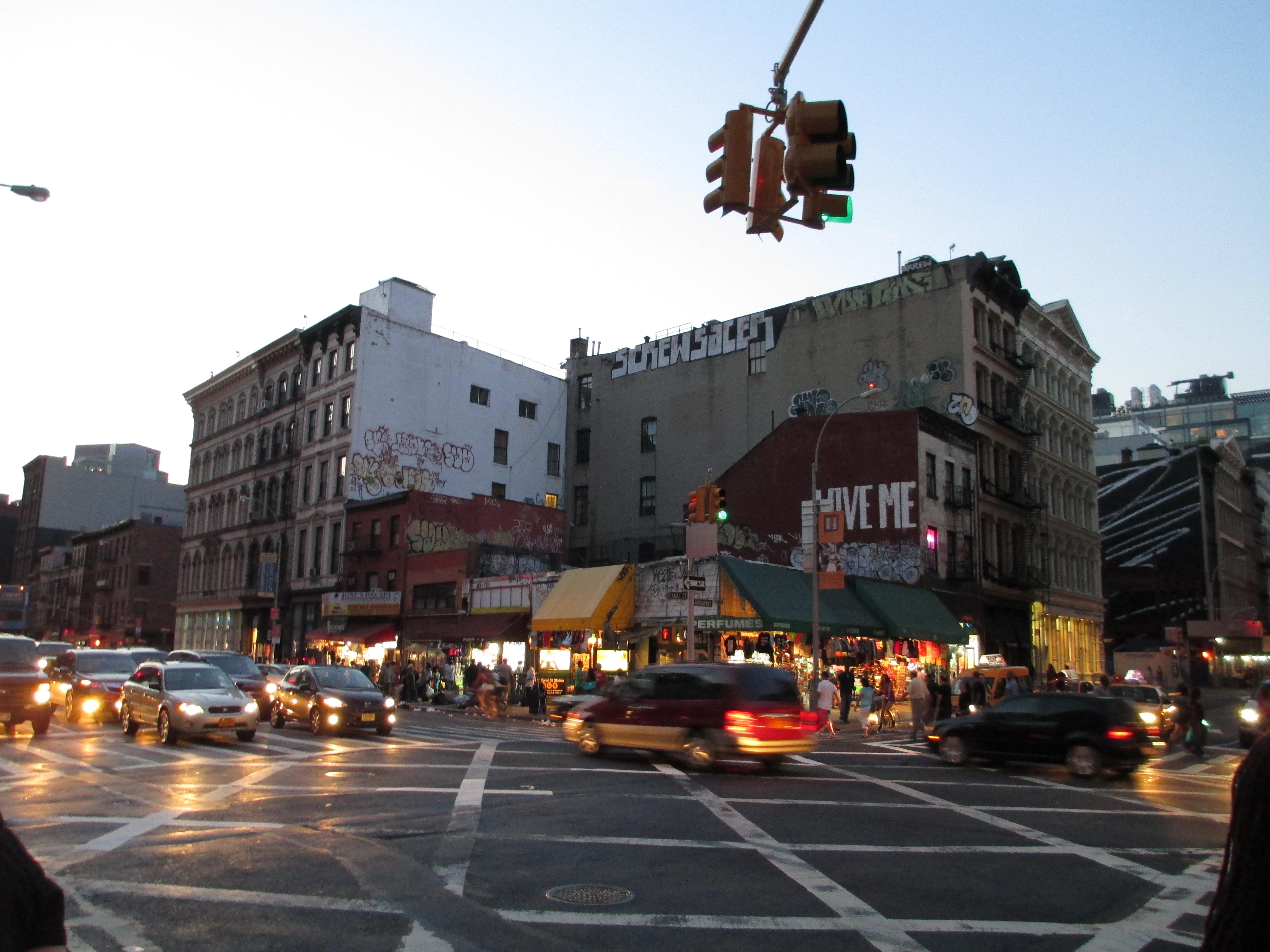 New New York