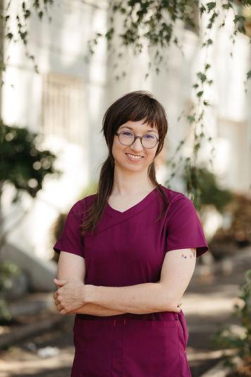 Portland Acupuncturist | Betsy Gordon, LAc