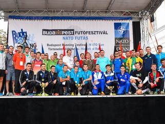 NATO Partnerségi Futás, Nemzetközi Katonai 10 km-es futóbajnokság (MH amatőr utcai futóverseny) Buda