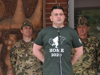 Honvédelmi Országfutás a Magyarok Egészségéért