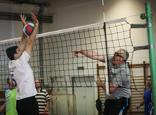 Honvéd Zrínyi Röplabda Kupa 2019. december 19-án.