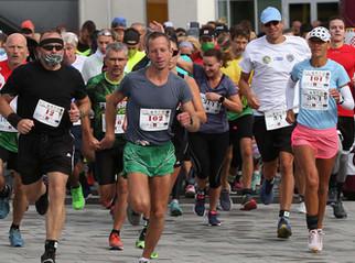 MH 64. Deseda Félmaraton jótékonysági futóversenyen