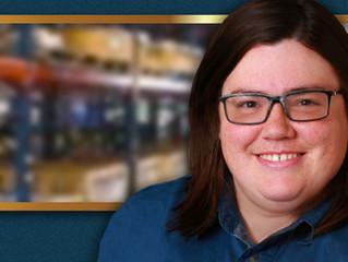 Women in the Warehouse: Leah Wilkins