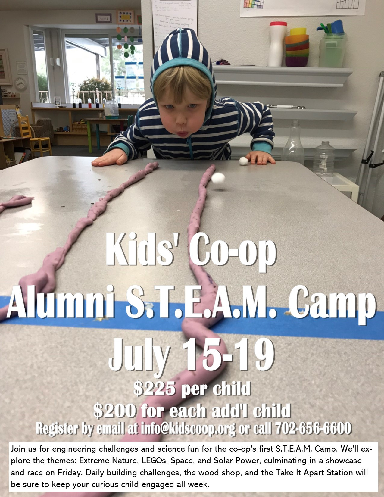 Alumni STEAM Camp