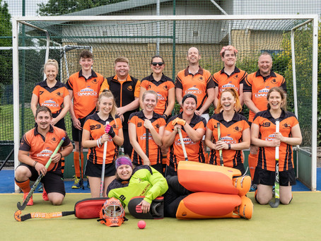 Bristol & West Mixed Win the League!