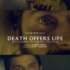 Death Offers Life - Says Madhu N.R