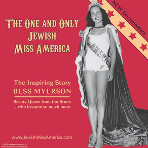 The One & Only Jewish Miss America - A Review