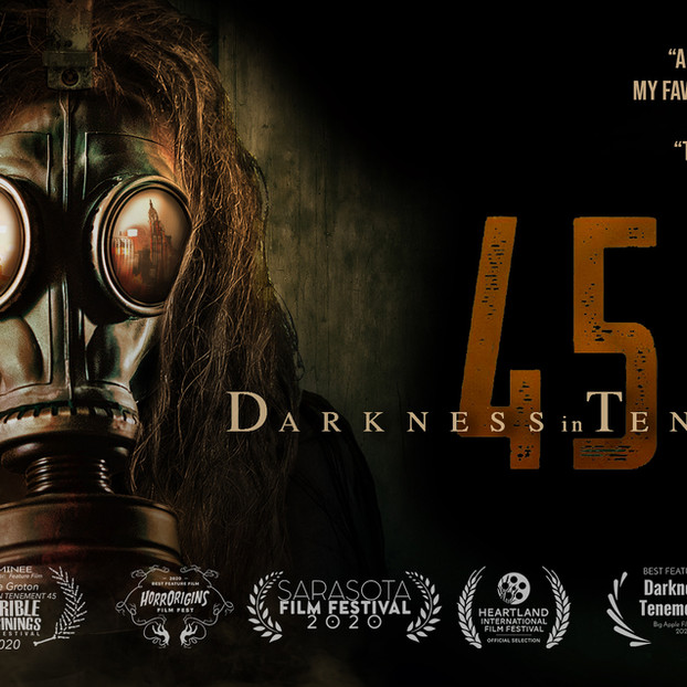 Darkness in Tenement 45 | Feature Film | Script Consultant