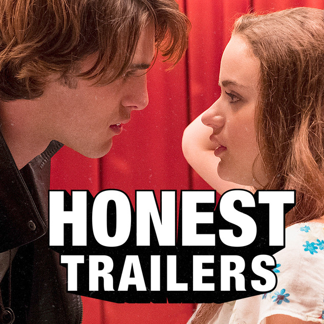 The Kissing Booth Honest Trailer | Contributor