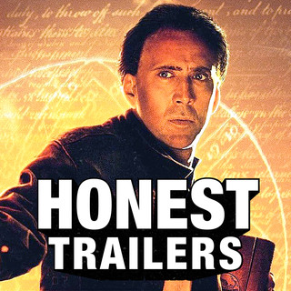 National Treasure Honest Trailer