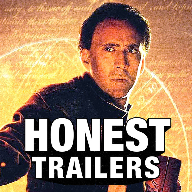 National Treasure Honest Trailer