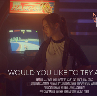 Would You Like To Try Again? | Short Film