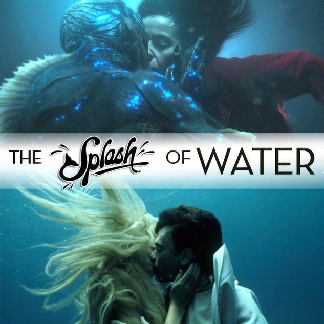 The Splash of Water