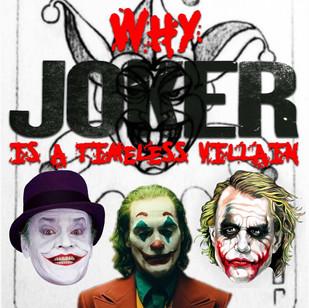 Why Joker is a Timeless Villain