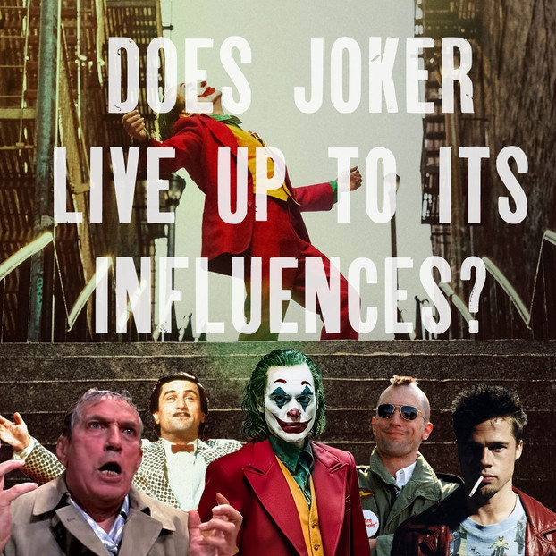 Does Joker Live Up To Its Influences