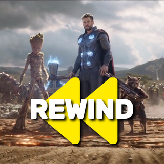 Infinity War Rewind