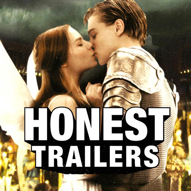 Romeo + Juliet Honest Trailer