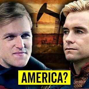Homelander vs Captain America