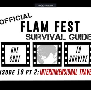 Episode 19 Part 2: Interdimensional Travel | Short Animation